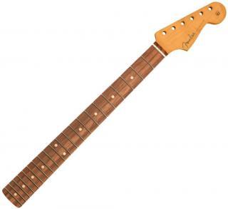 Fender Neck Road Worn 60s Stratocaster 21 Pau Ferro Kytarový krk Natural
