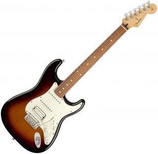 Fender Player Series Stratocaster HSS PF 3-Color Sunburst