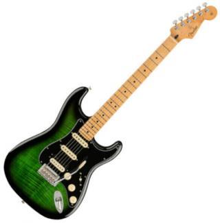 Fender Player Series Stratocaster HSS Plus Top MN Green Burst