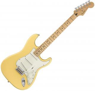 Fender Player Series Stratocaster MN Buttercream Yellow