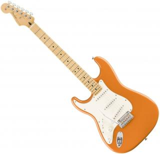 Fender Player Series Stratocaster MN Capri Orange LH