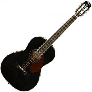 Fender  PM-2E Černá Black 4/4