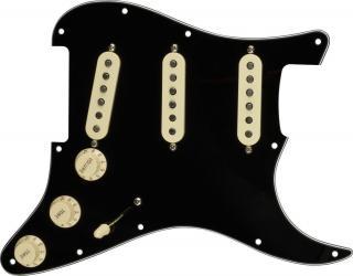 Fender Pre-Wired Pickguard Strat SSS 57/62 BWB