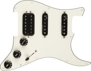 Fender Pre-Wired Strat HSS