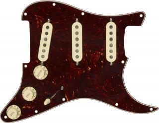 Fender Pre-Wired Strat SSS FAT 50s