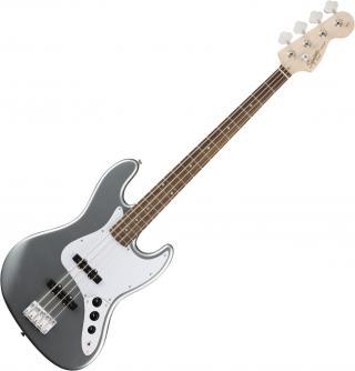 Fender Squier Affinity Series Jazz Bass LR Slick Silver