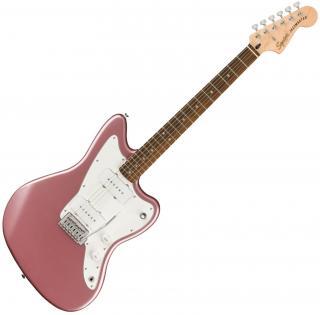 Fender Squier Affinity Series Jazzmaster LRL WPG Burgundy Mist Pink