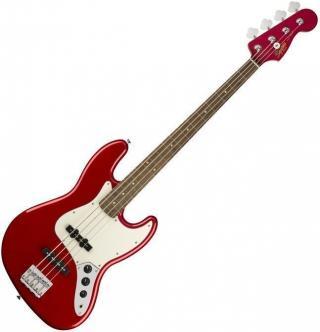 Fender Squier Contemporary Jazz Bass IL Dark Metallic Red