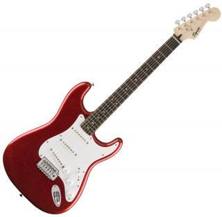 Fender Squier FSR Bullet Stratocaster HT IL Sparkle Red  #928571