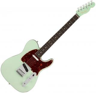 Fender Ultra Luxe Telecaster RW Transparent Surf Green