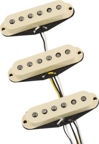 Fender Vintera 50s Vintage Stratocaster Pickup Set Bílá