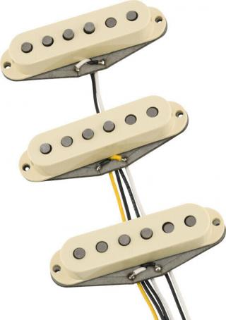 Fender Vintera 60s Vintage Stratocaster Pickup Set Bílá