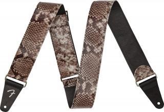 Fender Wild Faux Snakeskin Leather Strap 2