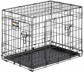 Ferplast Dog-Inn 120 Černá 120 Klec pro psy