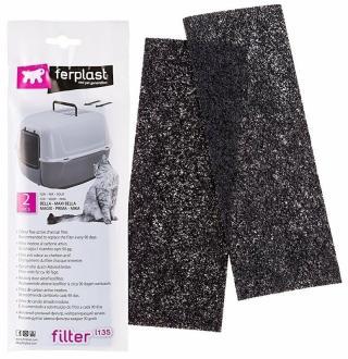 Ferplast L135 Černá Filter For Cat Toillete