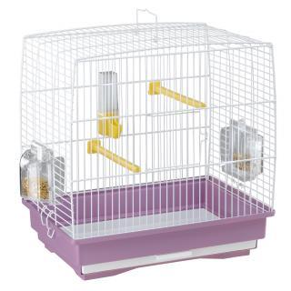 Ferplast malá klec pro ptáky s výbavou REKORD 1 bílá
