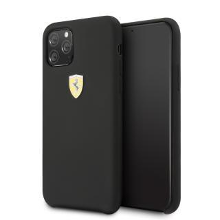 Ferrari SF Silikonový kryt FESSIHCN58BK pro Apple iPhone 11 Pro black