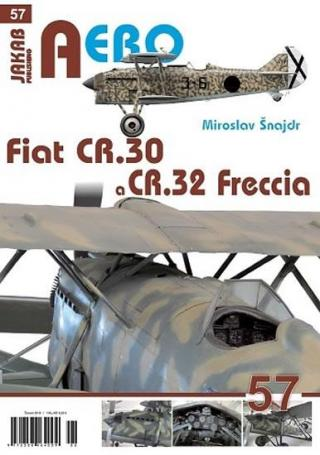 Fiat CR.30 a CR.32 Freccia - Šnajdr Miroslav
