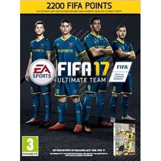 FIFA 17 Points (PC) DIGITAL 2200 FUT