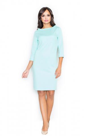 Figl Womans Dress M181 Mint dámské Green S