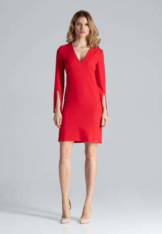 Figl Womans Dress M550 dámské Red S