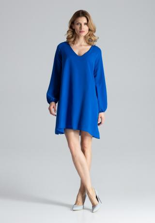 Figl Womans Dress M566 dámské Blue S