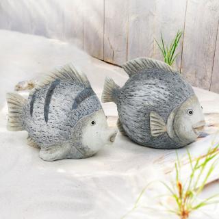 Figurka ryba merle, set 2 kusů