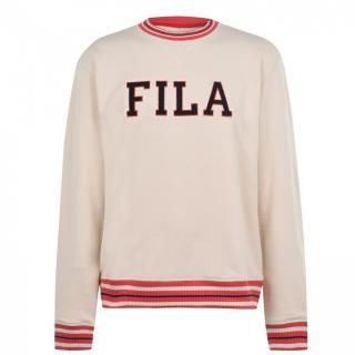Fila Urban Cal Crew Sweatshirt Mens pánské Other S
