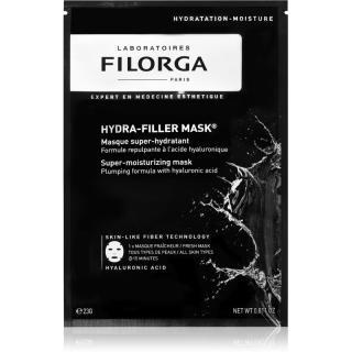 Filorga Hydra Filler hydratační pleťová maska s kyselinou hyaluronovou multipack 12 x 23 g dámské 12 x 23 g