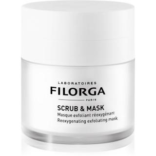 Filorga Scrub & Mask okysličující exfoliační maska pro obnovu pleťových buněk 55 ml dámské 55 ml