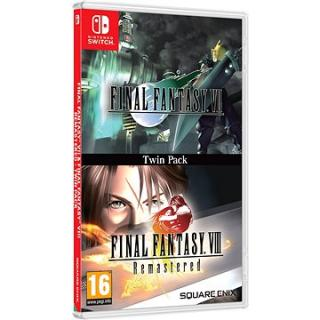 Final Fantasy VII   Final Fantasy VIII Remastered - Nintendo Switch