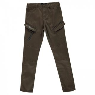 Firetrap Cargo Trousers Girls dámské Other 9-10 Y