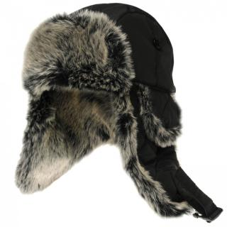 FireTrap Quilt Trapper Hat Mens pánské Other One size
