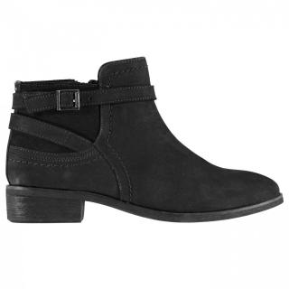 Firetrap Zura Ladies Ankle Boots dámské černá | Black | Other 38