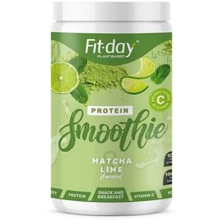 Fit-day protein smoothie matcha/lime 900g