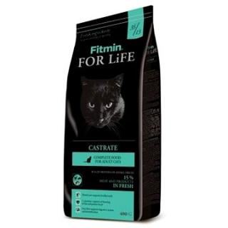 Fitmin cat For Life Castrate -  400 g