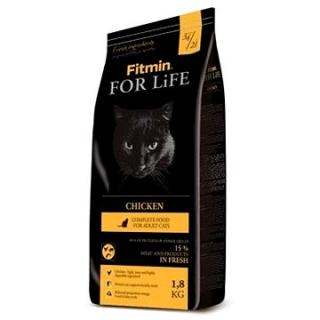 Fitmin cat For Life Chicken - 1,8 kg