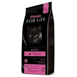 Fitmin cat For Life Kitten - 1,8 kg