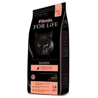 Fitmin cat For Life Salmon - 1,8 kg