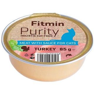 Fitmin Cat Purity alutray Salmon 85 g