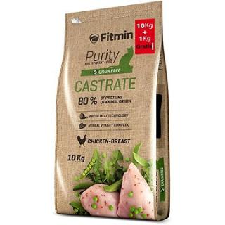 Fitmin Cat Purity Castrate 10 kg   1 kg