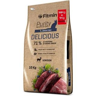 Fitmin Cat Purity Delicious 10 kg   1 kg