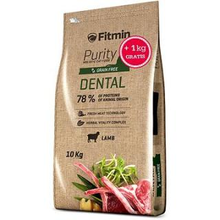 Fitmin Cat Purity Dental 10 kg   1 kg
