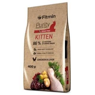 Fitmin cat Purity Kitten - 400 g