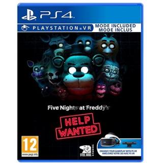 Five Nights at Freddys: Help Wanted - PS4