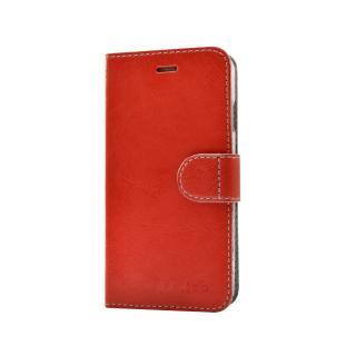 FIXED FIT flipové pouzdro pro Apple iPhone 6/6s červené