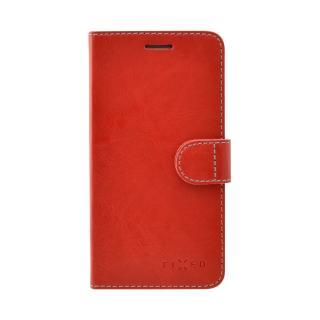 FIXED FIT flipové pouzdro pro Apple iPhone 7/8 červené