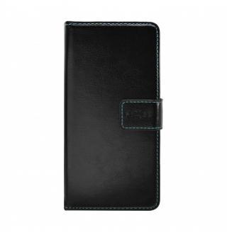 FIXED Opus flipové pouzdro pro Samsung Galaxy A01, černé