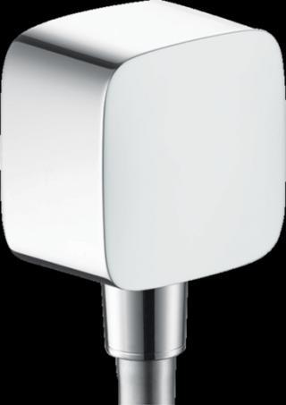 Fixfit přípojka hadice Softcube AXOR ShowerSolutions, chrom 36731000