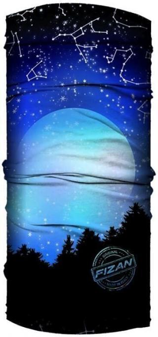 Fizan Multi Scarve Night Sky